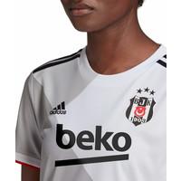 adidas Beşiktaş Damesshirt Wit 20-21