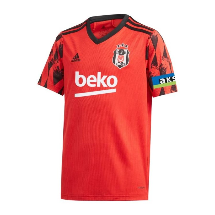 adidas Beşiktaş Kids Red Shirt 20-21