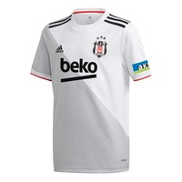 adidas Beşiktaş Kindertrikot Weiss 20-21