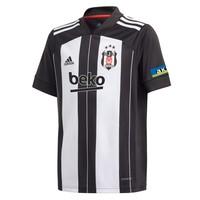 adidas Beşiktaş Kindershirt Gestreept 20-21