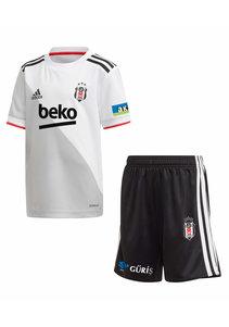 adidas Beşiktaş Mini Shirtset Weiss 20-21