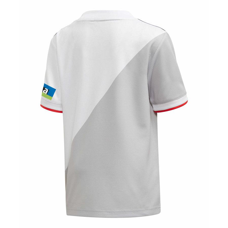 adidas Beşiktaş Mini Shirtset Wit 20-21