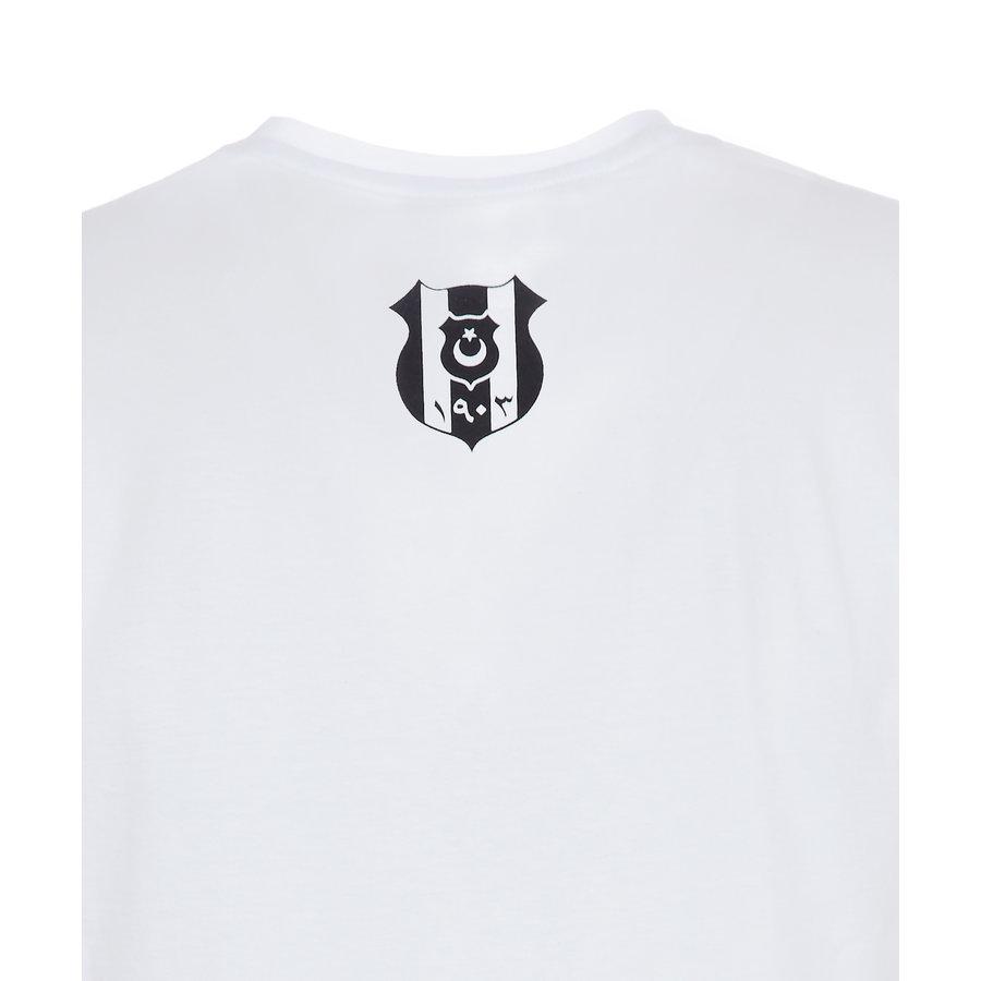 Beşiktaş 'Bırakmam Seni' T-Shirt White