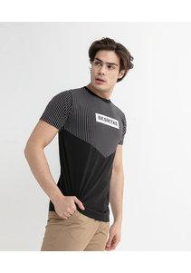 Beşiktaş Mens Victory Stripe T-Shirt 7020115