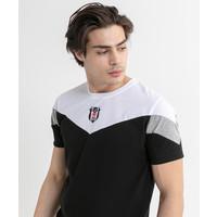 Beşiktaş Victory Colorblock T-Shirt Heren 7020119
