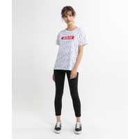 Beşiktaş Feather All Over T-Shirt Damen 8020132 Weiss