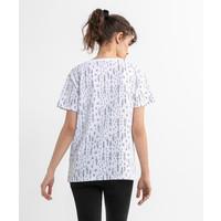 Beşiktaş Feather All Over T-Shirt Dames 8020132 Wit