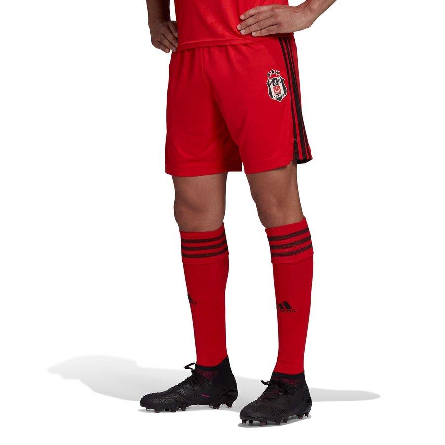 adidas Beşiktaş Short Rouge 20-21 (3.Short) FR4102