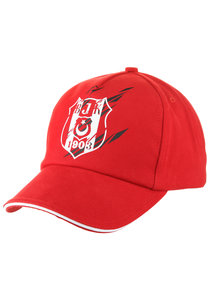 Beşiktaş Casquette Patte 08 Rouge