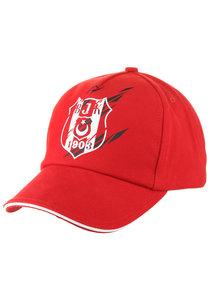 Beşiktaş Kralle Kappe 08 Rot