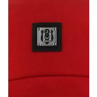 Beşiktaş Metallisch Logo Kappe 09 Rot
