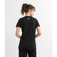 Beşiktaş Eagle Sketch T-Shirt Pour Femmes 8020135 Noir