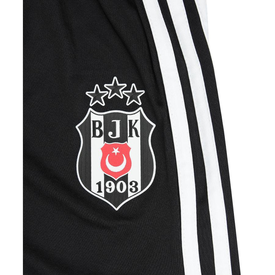 adidas Beşiktaş Short Schwarz Kinder 20-21 (Auswärts) FR4098