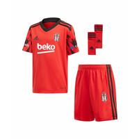 adidas Beşiktaş Mini Shirtset Rood 20-21