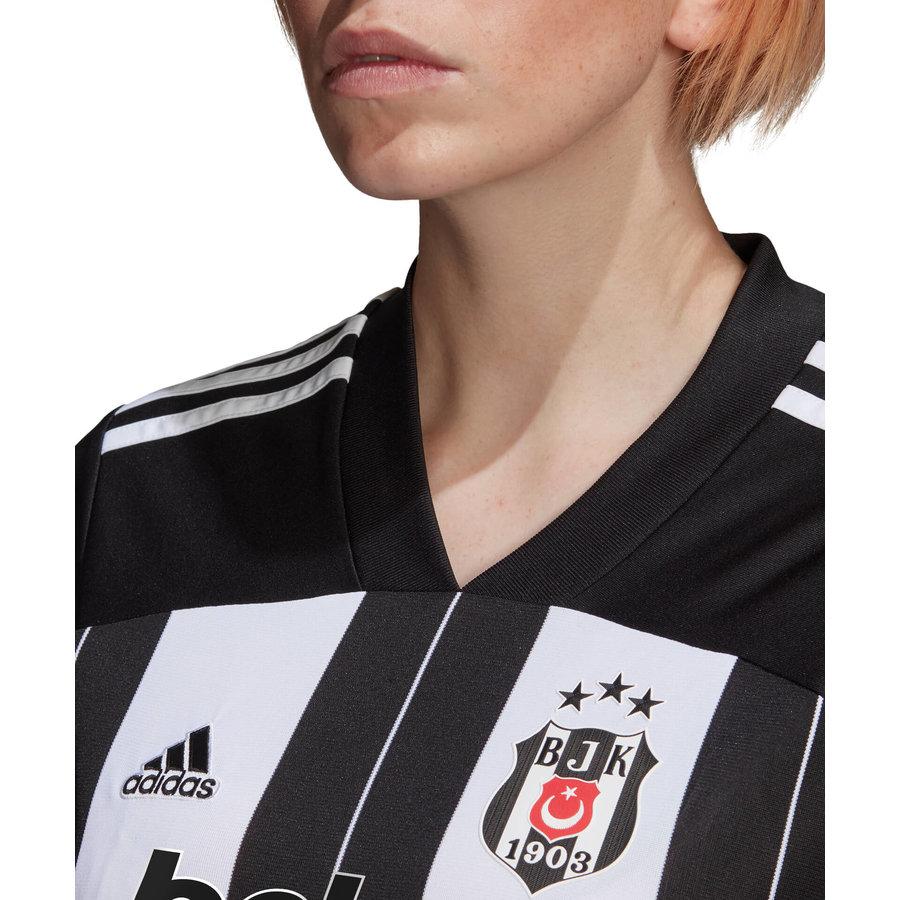 adidas Beşiktaş Damesshirt Gestreept 20-21