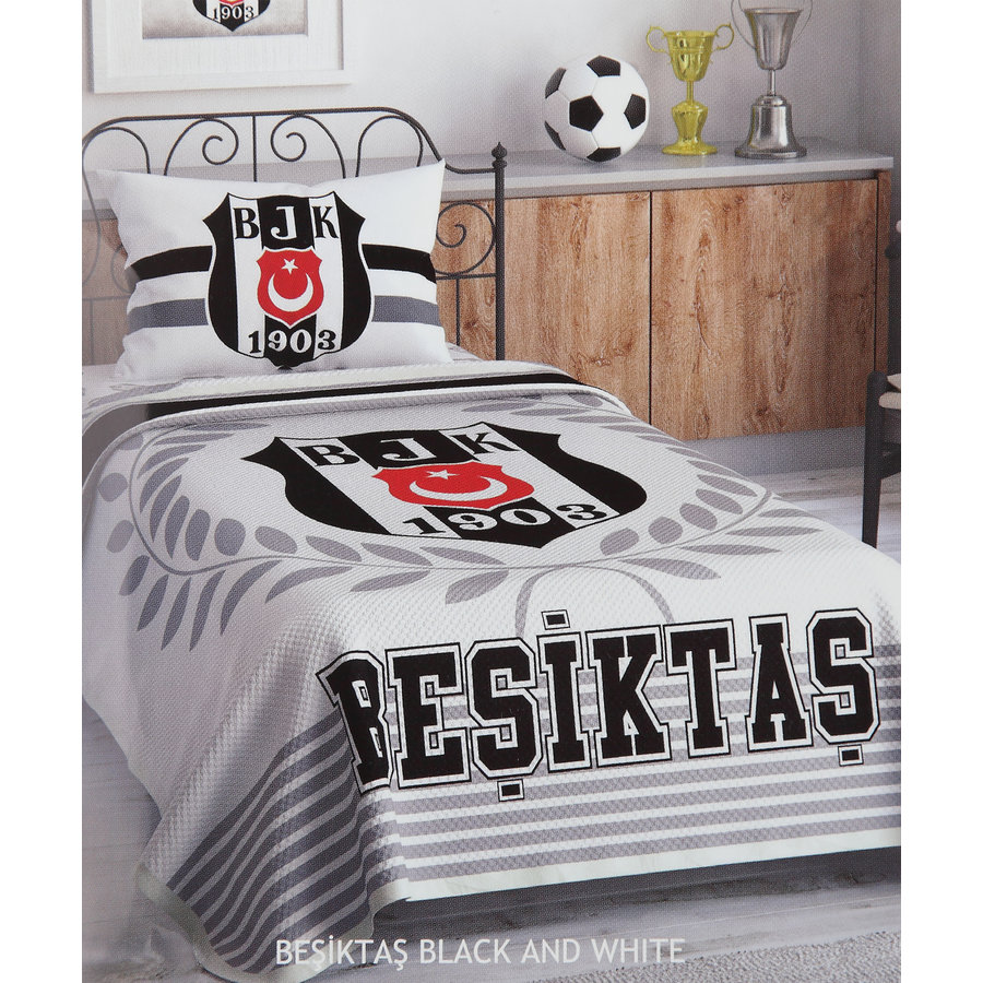 BEŞİKTAŞ BLACK AND WHITE PİKE TAKIMI
