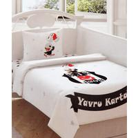 Beşiktaş Bettüberwurf Baby Yavru Kartal