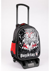 Beşiktaş Trolley School Bag Salto Eagle OTTO.3507