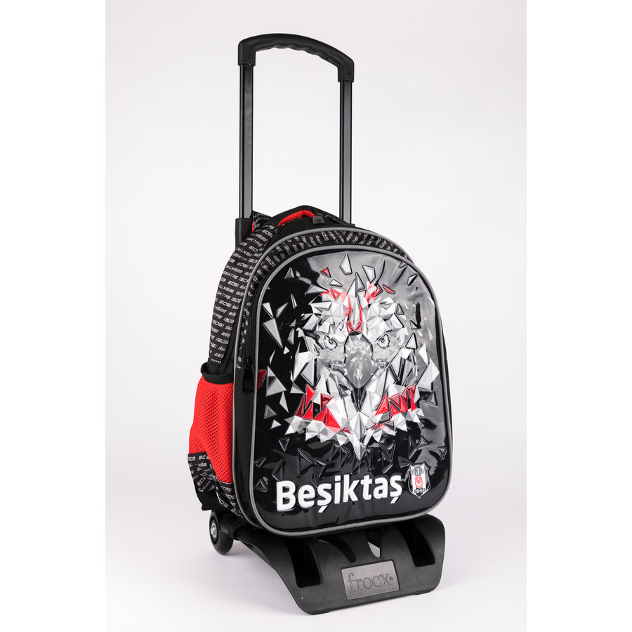 Beşiktaş Trolley School Bag Salto Eagle OTTO.3507