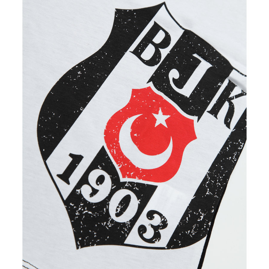 Beşiktaş Colorblock T-Shirt Kinderen 6021101