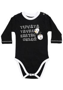 Beşiktaş Baby Body Lange Mouwen K20-103
