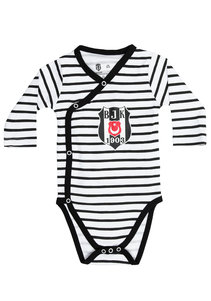 Beşiktaş Body Bébé manches longues K20-127