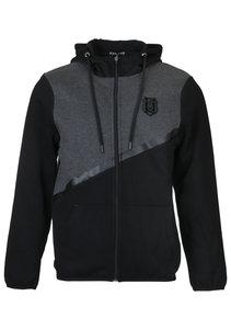 Beşiktaş MC Block Sweater Heren met Rits 7021233