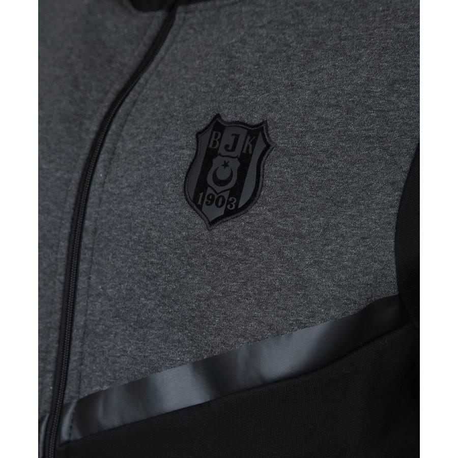 Beşiktaş Mens MC Block Zipper Sweater 7021233