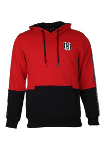 Beşiktaş Colorblock Hooded Sweater Heren 7021216