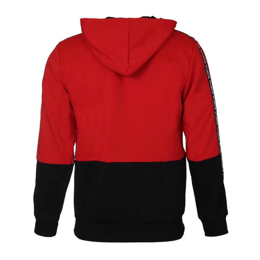 Beşiktaş Mens Colorblock Hooded Sweater 7021216
