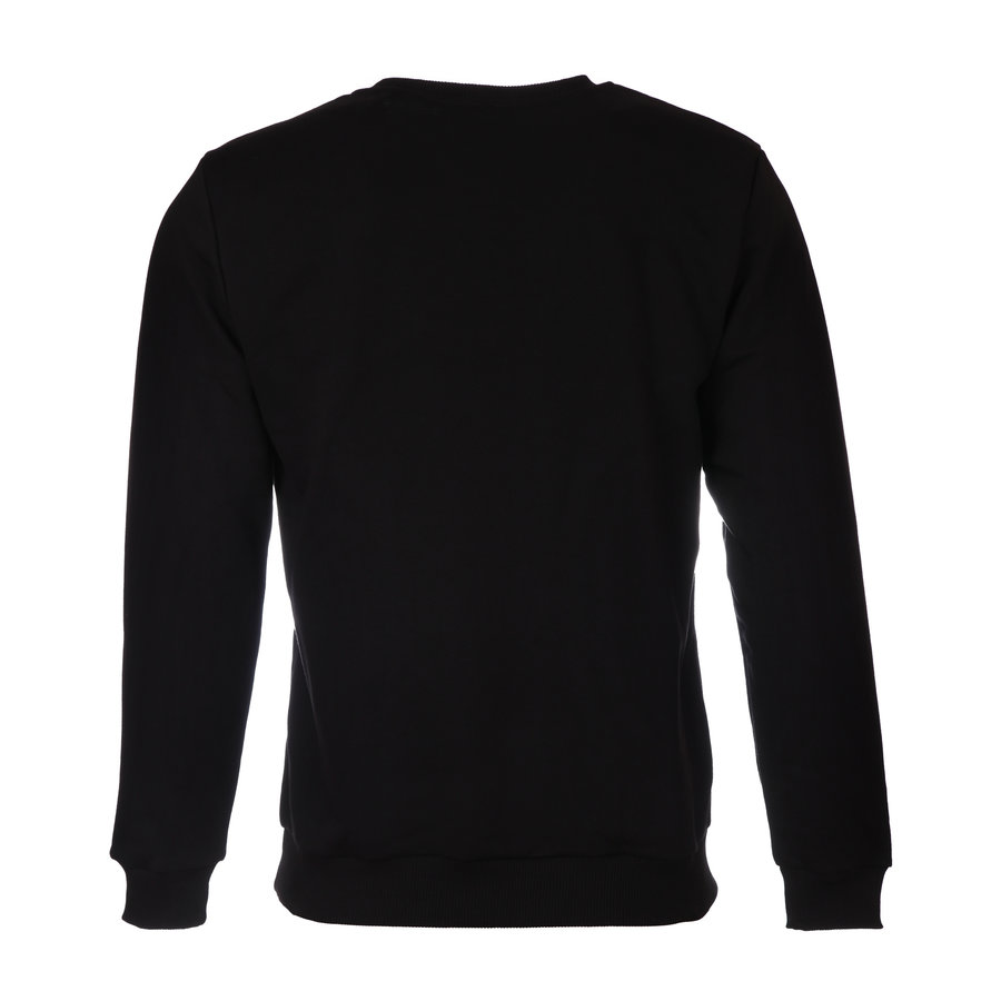 Beşiktaş Mens Embroidery Sweater 7021201 Black