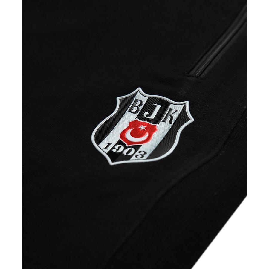 Beşiktaş Side Ribana Trainingshose Herren 7021402 Schwarz
