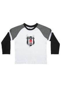 Beşiktaş T-shirt manches longues Pour Enfants K20-139