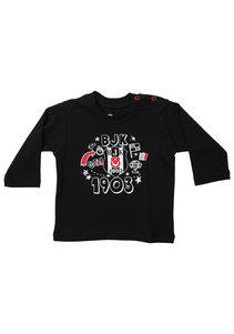 Beşiktaş T-Shirt Lange Mouwen Baby K20-118