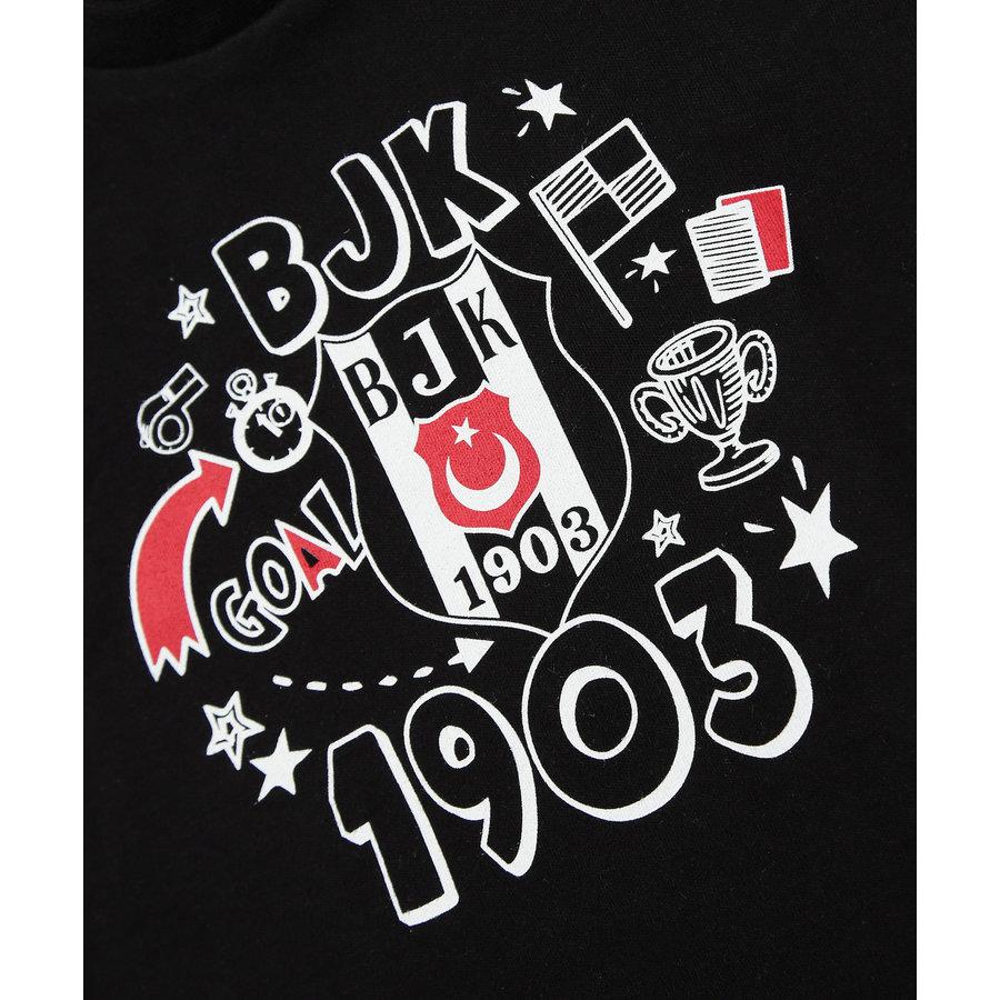 Beşiktaş Baby Long Sleeved T-Shirt K20-118