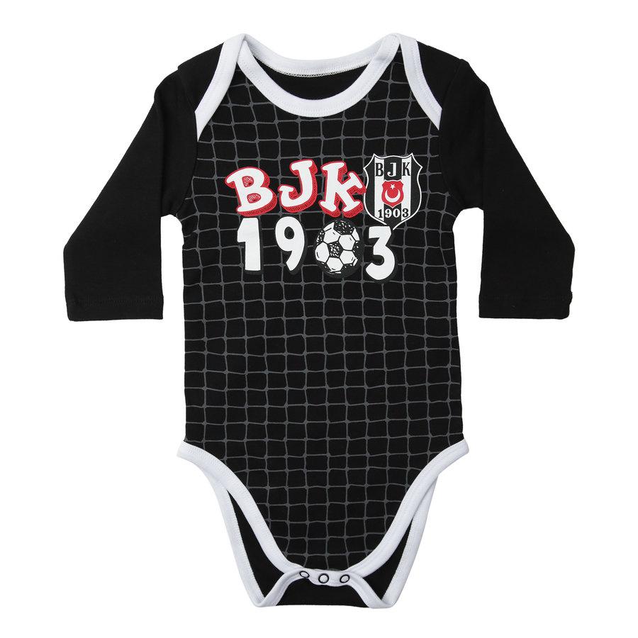 Beşiktaş Body Bébé manches longues K20-125