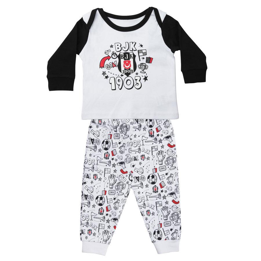 Beşiktaş Baby Set 2 pcs. K20-106