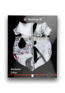 BEŞİKTAŞ BEBEK HASTANE ÇIKIŞ SETİ-7 PRÇ.-K20-100