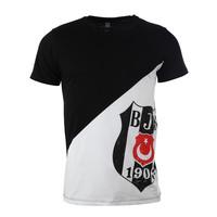 Beşiktaş Colorblock T-Shirt Heren 7021101