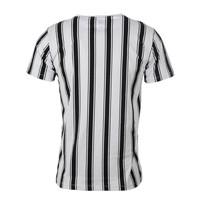 Beşiktaş Gestreept T-Shirt Heren 7021104