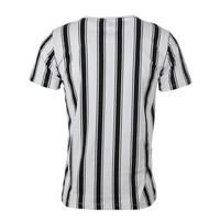 Beşiktaş Mens Striped T-Shirt 7021104