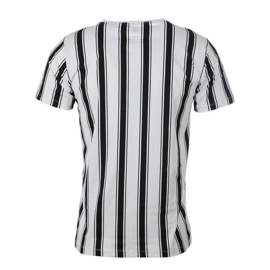 Beşiktaş Gestreift T-Shirt Herren 7021104