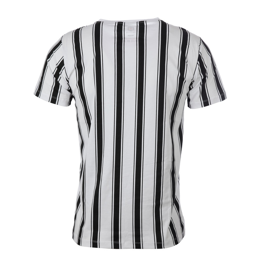 Beşiktaş T-Shirt à rayures Pour Hommes 7021104