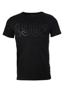 Beşiktaş 1903 T-Shirt Herren 7021103 Schwarz
