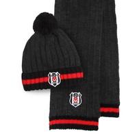 Beşiktaş Set Scarf Hat Unisex 03