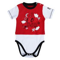 Beşiktaş Baby Body Korte Mouwen Y20-108 Rood