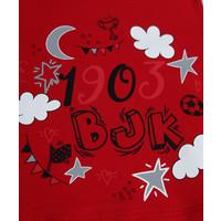 Beşiktaş Body Bébé Manches courtes Y20-108 Rouge