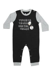 Beşiktaş Baby Rompertje K20-114 Zwart