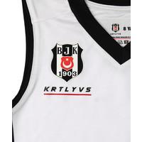 Beşiktaş Maillot Basket-Ball Blanc Pour Enfants 20-21