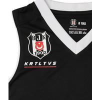 Beşiktaş Basketball Trikot Kinder Schwarz 20-21